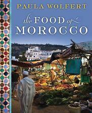 The Food of Morocco by Paula Wolfert (2011, Hardcover)