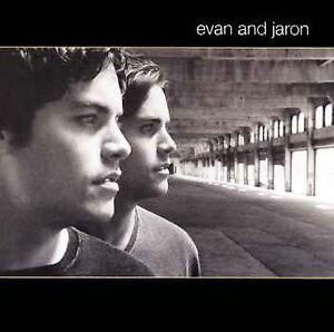 : Evan and Jaron  Audio CD