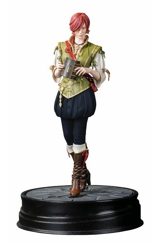Witcher III 3 The Wild Hunt Shani Figure DARK HORSE DELUXE