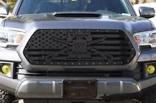 Steel Aftermarket Grille for 2016-2017 Toyota Tacoma TRD Grill LIBERTY OR DEATH