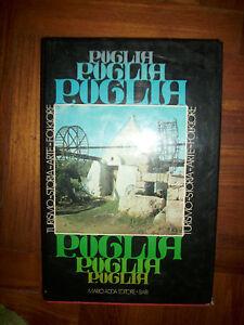 PUGLIA - TURISMO , STORIA ,ARTE , FOLKLORE - 1979 MARIO ADDA BARI (LM)