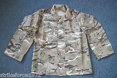 NEW - Latest Issue PCS Warm Weather Combat Shirt MTP Camo Pattern - Size 180/96
