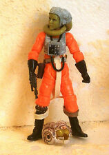 """Star Wars: Cesi """"Doc"""" Eirriss Rebel Pilot Legacy II The Legacy Collection  2009"""