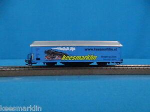 Marklin-4735-NS-Sliding-Wall-Boxcar-schiebewandwagen-Hbis-034-KEESMARKLIN-034