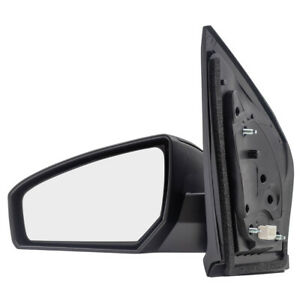 New Door Mirror Glass Replacement Driver Side For Nissan Sentra 2007-12