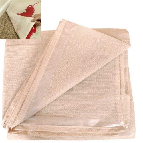 2 escalier 5 économie waterproof poussière feuille coton sergé avec poly backing