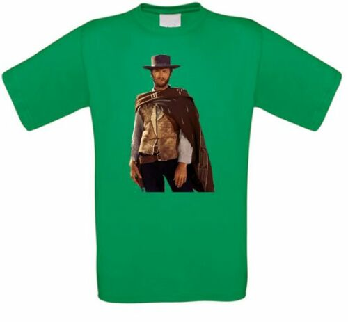 Clint Eastwood Two Glorreiche Halunken Good Swim Ugly T-Shirt all Sizes New