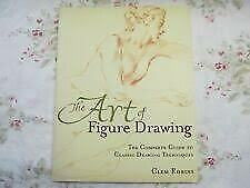 Art Of Figure Drawing By Clem Robins 2003 Paperback
