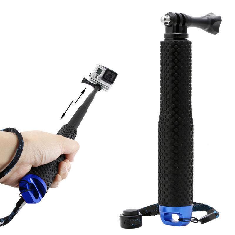 """37""""Waterproof Extension Pole Selfie Stick for Gopro hero HD 5 4 3+ 3 SJCAM EKEN 6"""