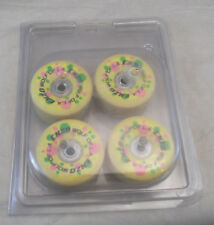 Vintage Enzo Wolf of L.A. Skateboard Wheels  Made USA Independent