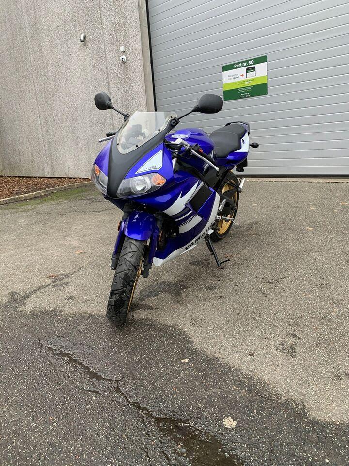 Yamaha Yamaha TZR 50, 2013, 8121 km