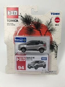 2019-Tomica-Tomy-Toyota-C-HR-Walmart-Exclusive-SHIPS-OUT-FAST