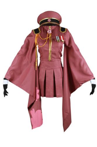 Vocaloid Senbonzakura Miku Kagamine Rin Len Meiko Kaito Cosplay Costume Kimono