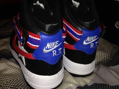 Rare Rt Force 1 Tisci Homme taille Air Chaussure High Nikelab X 8 pour Riccardo qOaFwfR