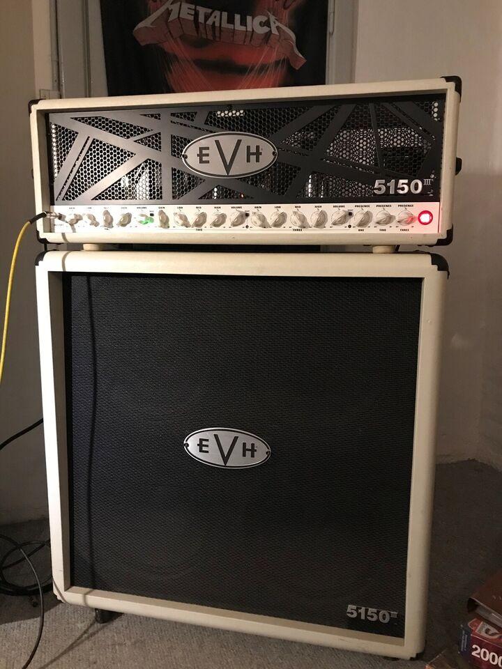 Guitarforstærker, EVH 5150 iii IVR, 100 W