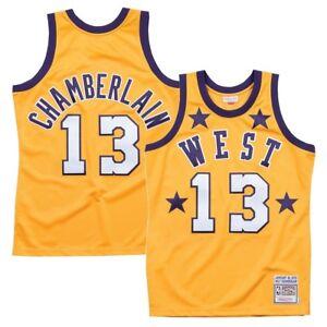 Wilt Chamberlain Mitchell   Ness 1972 NBA All Star West Authentic ... 62ed37d67