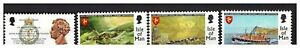 S23013-Isle-Of-Man-1974-MNH-New-Royal-Lifeboat-Institute-4v