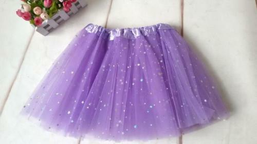 Hot Girls Kids Adult Tutu Star Skirt Princess Party t Ballet Dance Pettiskirt