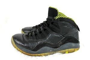 Air Jordan Retro 10 Venom size 9 Mens