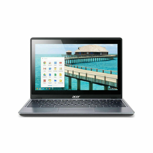 Acer Chromebook C720P-11.6-Inch Touchscreen.1.40GHz, 4GB RAM, 16GB SSD,HDMI Port