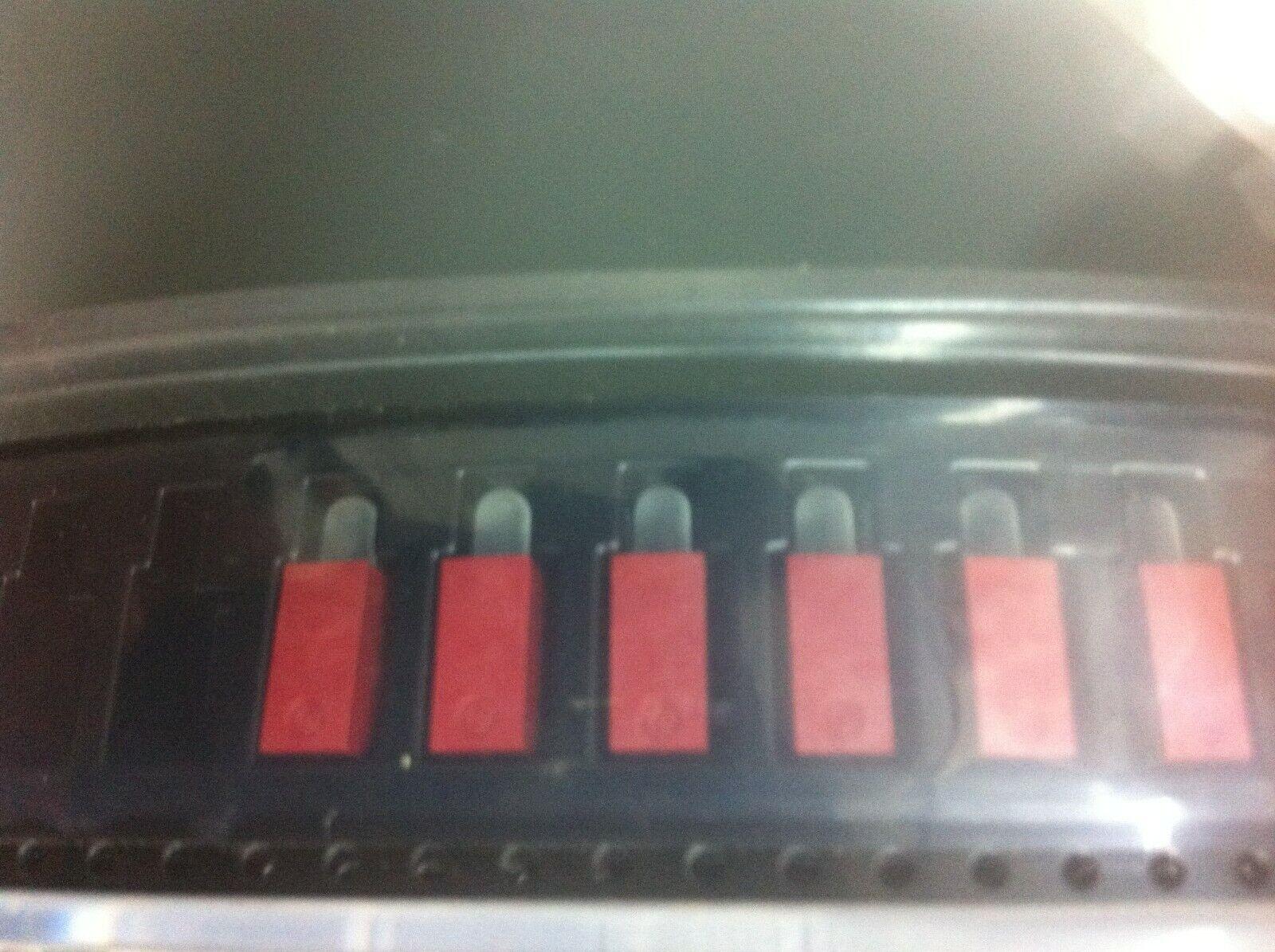 Lot of 200 pcs LEDs LiteOn LTL1CHJETNN LED  3MM HI EFF RED TRANSP TH