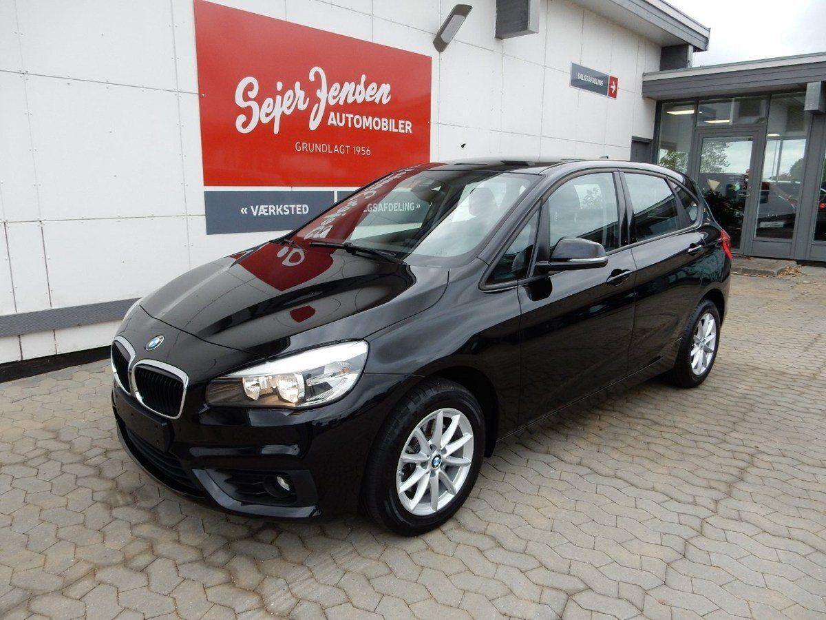 BMW 220d 2,0 Active Tourer Advantage aut. 5d - 264.900 kr.