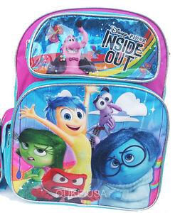 89469f2161b Disney Inside Out Large Backpack 16
