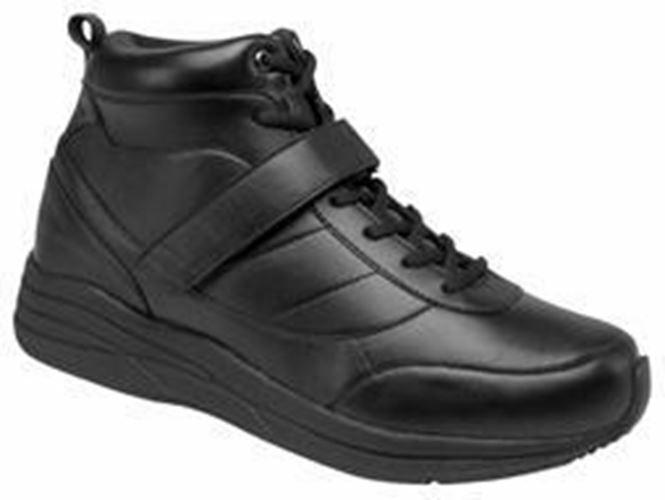 botas Para Hombre Pulso Drew Becerro Negro