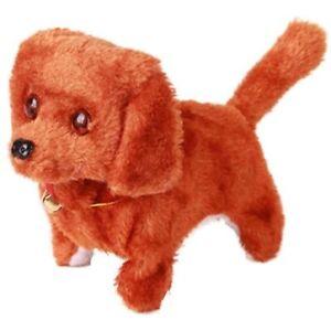 Electronic Walking Dog Toy For Kids Boys Girls Barking Robotics