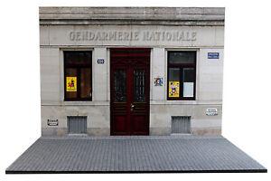 Diorama-Gendarmerie-Nationale-1-18eme-18-2-F-F-033