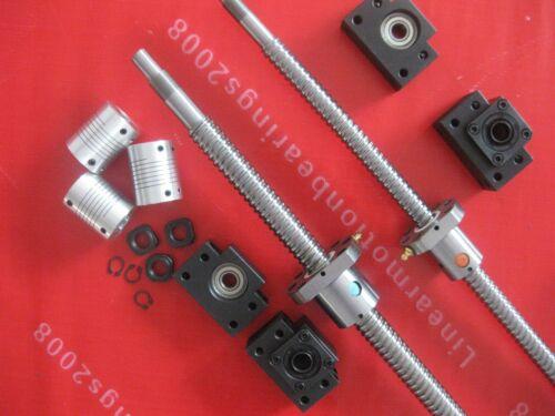 BK//BF15+BK//BF12+3couplers RM1605 2 ballscrews RM2005