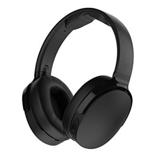 SkullCandy Hesh 3.0 BT Wireless Over-Ear Headphones Black - Foldable design, 22