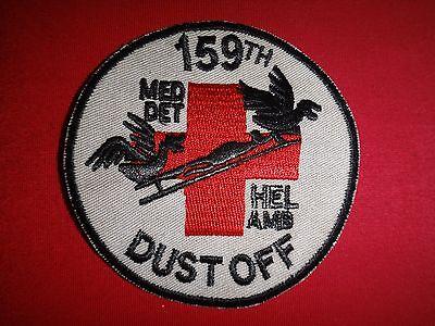 Vietnam War Patch US 159th Medical Detachment Helicopter Ambulance DUSTOFF