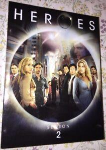 Heroes-Season-2-DVD-2008-4-Disc-Set