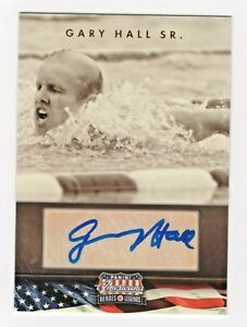 2012-Heroes-and-Legends-Autograph-92-Gary-Hall-Sr-Olympic-Swimming-HOF-271-299