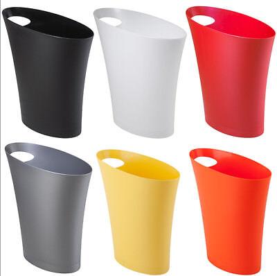 Müll- & Abfalleimer Kleinmöbel & Accessoires Logisch Umbra Skinny Can Papierkorb Mülleimer Abfalleimer Papiersammler Papiereimer Korb Belebende Durchblutung Und Schmerzen Stoppen