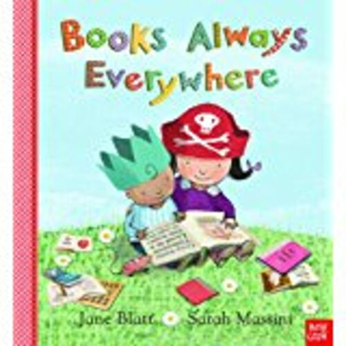 1 of 1 - Books Always Everywhere, New, Massini, Sarah, Blatt, Jane Book