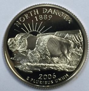 2006 S 25C NEVADA Proof 50 States Quarter **FREE SHIPPING**