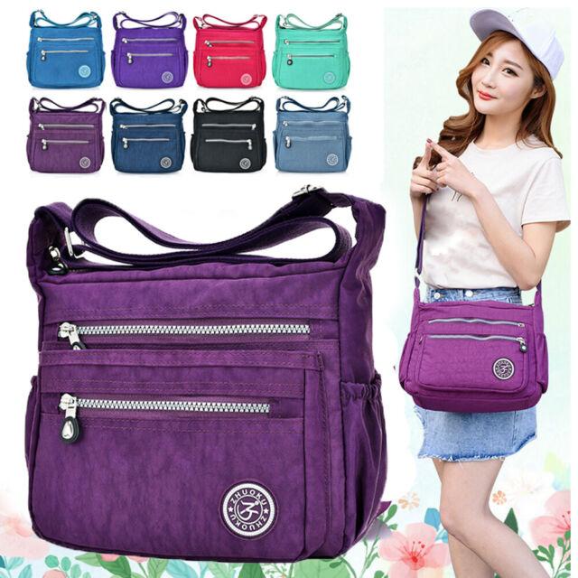 Ladies Cross Body Bag Messenger Women Shoulder Over Holiday Travel Bags Handbag