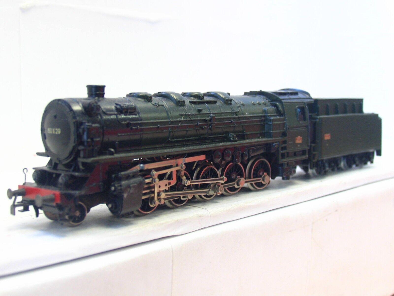 Märklin H0 3046 Schlepptenderlok 150X 29 SNCF (V4080)