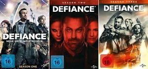 13 DVDs * DEFIANCE - SEASON / STAFFEL 1 - 3 IM SET ~ FSK 18 # NEU OVP +