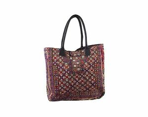 INDIA-BANJARA-HANDBAG-HOBO-TOTE-BAG-ETHNIC-TRIBLE-TRIBLE-SHOULDER-BAG
