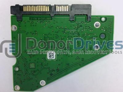 CC54 Seagate SATA 3.5 PCB ST4000DM000 1F2168-501 3164 N