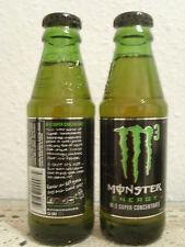 1 FULL Energy Drink bottle Usa 148ml = Monster M3 Konzentrat =RARITÄT
