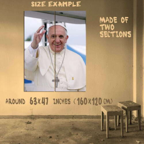 186777 POPE FRANCIS PRINT CATHOLIC ARGENTINIAN BISHOP Decor Wall POSTER Print