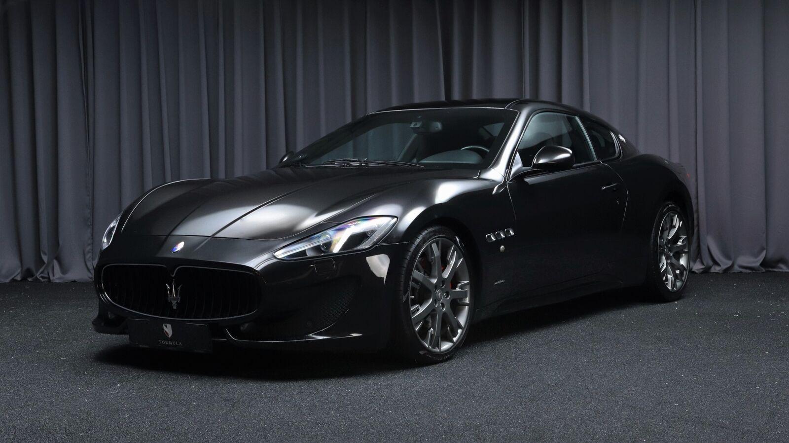Maserati GranTurismo 4,7 Sport aut. 2d