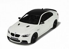 GT Spirit 2012 BMW 3-SERIES M3 E92 M PERFORMANCE WHITE LE 300pcs 1:18*Last One!