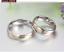 Couple-Rings-Stainless-Steel-silver-based-Gold-line-Promise-wedding-rings-gift 縮圖 5