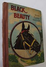 Children's Juvenile Horses Black Beauty Autobiography Horse Anna Sewell Donohue