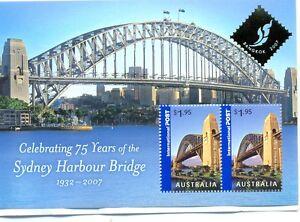 Australia Sydney Bridge (3.8.2007) Bangkok Opt Neuf Sans Charnière-kok Opt Mnhafficher Le Titre D'origine